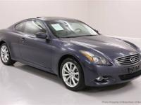 This 2011 Infiniti G37 Coupe 2dr 2dr x AWD Coupe