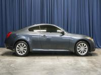 Clean Carfax Two Owner AWD Coupe with Backup Camera!