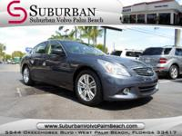This fantastic 2011 Infiniti G37 is the high