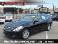 Drive this respectable 2011 Infiniti G37x X LIMITED