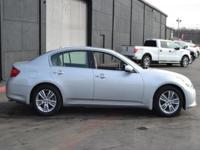 This 2011 INFINITI G37 Sedan 4dr - features a 3.7L V6