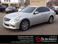 2011 G37 X - One Owner **Snow Mode**AWD**Rear Back-Up