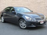 2011 INFINITI G37x 4dr x AWD x AWD Our Location is: