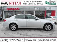 Exterior Color: silver, Body: Sedan, Engine: 3.7L V6