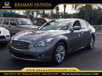 Spotless One-Owner! Welcome to Braman Honda Palm Beach!
