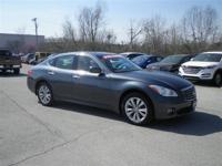 Check out this gently-used 2011 INFINITI M37 we