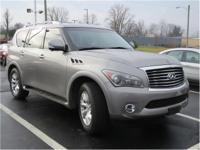 2011 INFINITI QX56! All-Wheel Driver, Theater Package,
