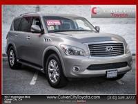 Options:  2011 Infiniti Qx56