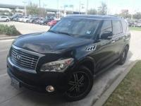 We are excited to offer this 2011 INFINITI QX56. Your