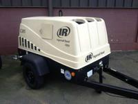2011 Ingersoll Rand C185 NEW Air Compressor Quality