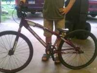 I have a 2011 intense expert 24 inch cruiser in great