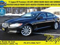 This 2011 Jaguar XF Premium is proudly offered by