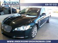 Botanical Green 2011 Jaguar XF Premium RWD 6-Speed