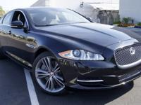 This 2011 Jaguar XJ Supersport is offered to you for