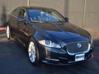 This 2011 Jaguar XJ XJ features a 5.0L 8 CYLINDER 8cyl
