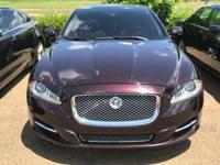 Options:  2011 Jaguar Xj Xjl|Maroon/|V8 5.0L