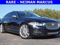 Options:  2011 Jaguar Xj Xjl Supercharged|Black|Priced