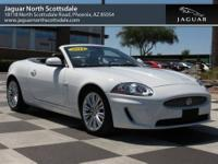 This 2011 Jaguar XK 2dr 2dr Conv Convertible features a