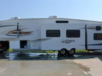 2011 Jayco Eagle Bunkhouse. This 2011 Jayco Eagle