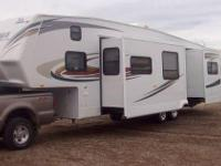 2011 Jayco Eagle Super Lite. Has actually been made use