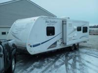 2011 Jayco Jay feather Select 28U light weight camping