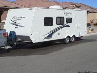 2011 Jayco #221 Trailer- Ultra Light, very towable and