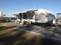 Exceptionally clean light-weight Travel Trailer with