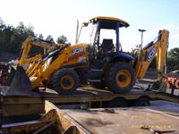 2011 JCB 3CX 14 Low Hours nice machines Unitized