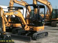2011 JCB 8025 2011 JCB 8025ZTS Mini Excavator 28 HP 1.5