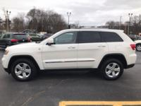 One look at this Jeep Grand Cherokee you will know it's