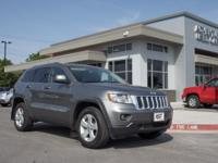 LAREDO WITH LEATHER, NAV, HEATED SEATS, POWER SEATS.
