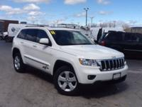 Clean CARFAX. 2011 Jeep Grand Cherokee Laredo ***PRICE