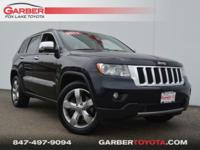 Our One Owner, Clean CarFax 2011 Grand Cherokee Jeep