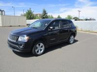 Load your family into the 2011 Jeep Compass! Worthy