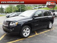 2011 Jeep Compass 4WD, ABS brakes, Alloy wheels,