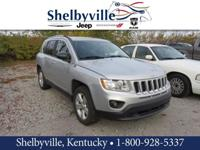 CARFAX One-Owner. 2011 Jeep Compass FWD 5-Speed 2.0L I4
