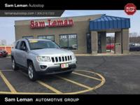 Check out this loaded 2011 Jeep Compass Limited