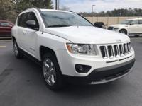 Options:  2011 Jeep Compass Fwd 4Dr Limited|This 2011