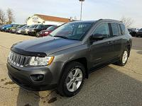 Options:  2011 Jeep Compass|Just Reduced! **Heated