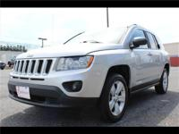 AWD and Priced To Move! This Compass compares to the