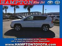 The Jeep Compass is the benchmark all other SUVs strive