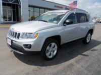 CARFAX 1-Owner, Jeep Certified, LOW MILES - 17,444!