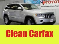 CLEAN CARFAX, 4WD, Leather interior, ParkView Rear