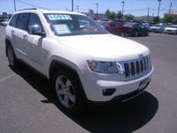 2011 Jeep Grand Cherokee 4dr 4x4 Overland Overland Our