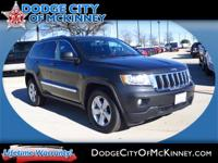Outstanding design defines the 2011 Jeep Grand