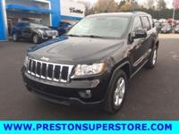 Options:  2011 Jeep Grand Cherokee Laredo|Black|*Just
