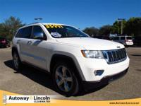 2011 JEEP GRAND CHEROKEE Our Location is: Autoway