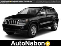 Jeep Certified Pre Owned with 7 year warranty consisted