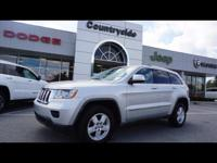 This 2011 Jeep Grand Cherokee is a real winner with