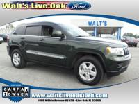 2011 Jeep Grand Cherokee Laredo 3.6L V6 Flex Fuel 24V